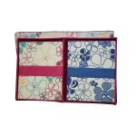 Boxed 16 Cards and Envelopes - Watermarks - Sustainable Threads (J)