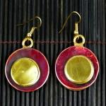 Circle Squared Earrings