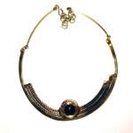 Onyx Ethnic Necklace