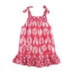 Babies Pocket Dress Bugs Primrose - Global Mamas (B) 18M