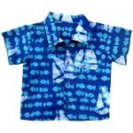 Babies - Button Down Shirt - Sailing (Blue) Size 18M