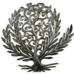 14 inch Tree of Life Laurel Leaf - Croix des Bouquets