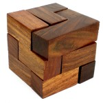 Handmade Cube Puzzle - Matr Boomie