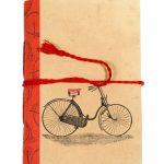 Vintage Journal - Bicycle - Matr Boomie (J)