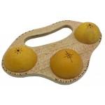 Three Gourd ViVi Shaker - Jamtown World Instruments