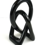 Natural Soapstone 6-inch Lover