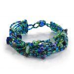 Beach Ball Bracelet - Blue - Lucias Imports (J)