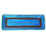 Long Platter - Azure Blue - encantada