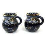 Pair of Beaker Cup - Blue - Encantada
