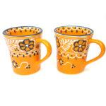 Pair of Flared Cup - Mango - Encantada