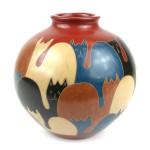 6 inch Tall Vase - Cats - Esperanza en Accion