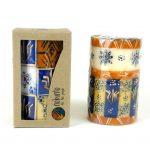 Hand Painted Candle - Single in Box - Durra Design - Nobunto