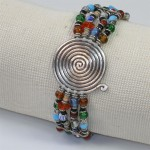 African Jewelry - Silver